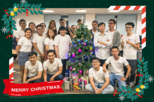 Awesome Christmas Party 2020 of Manifera Team