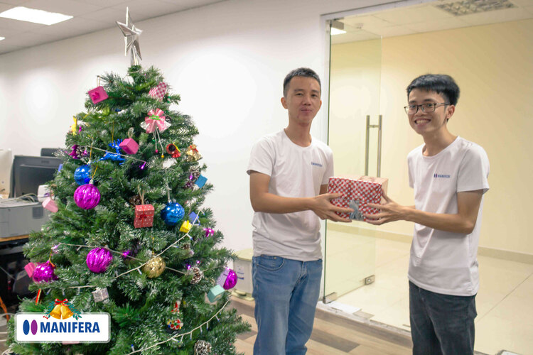 Manifera Offshore Team Christmas Party 2020 - 1 - a Bảo Manifera