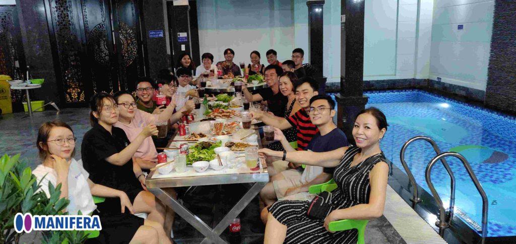Manifera Company Trip 2020 - Vung Tau City - Party