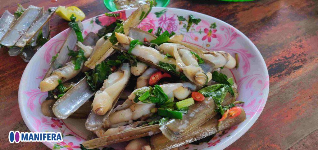 Manifera Company Trip 2020 - Vung Tau City - Sea Food