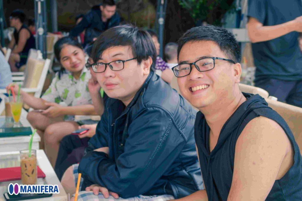 Manifera Company Trip 2020 - Vung Tau City - Cafe - 1