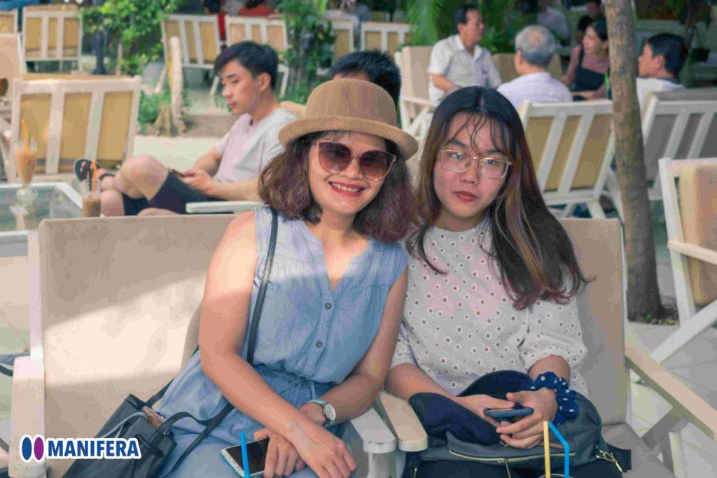 Manifera Company Trip 2020 - Vung Tau City - Cafe 2