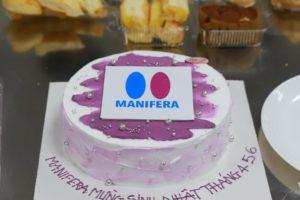 BIRTHDAY PARTY Q2, 2021 FOR MANIFERA TEAM